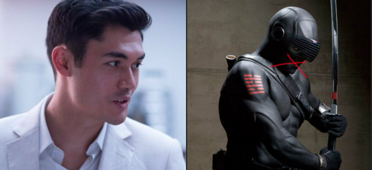 CRAZY RICH ASIANS' Henry Golding in talks to star in G.I. Joe spin-off SNAKE EYES