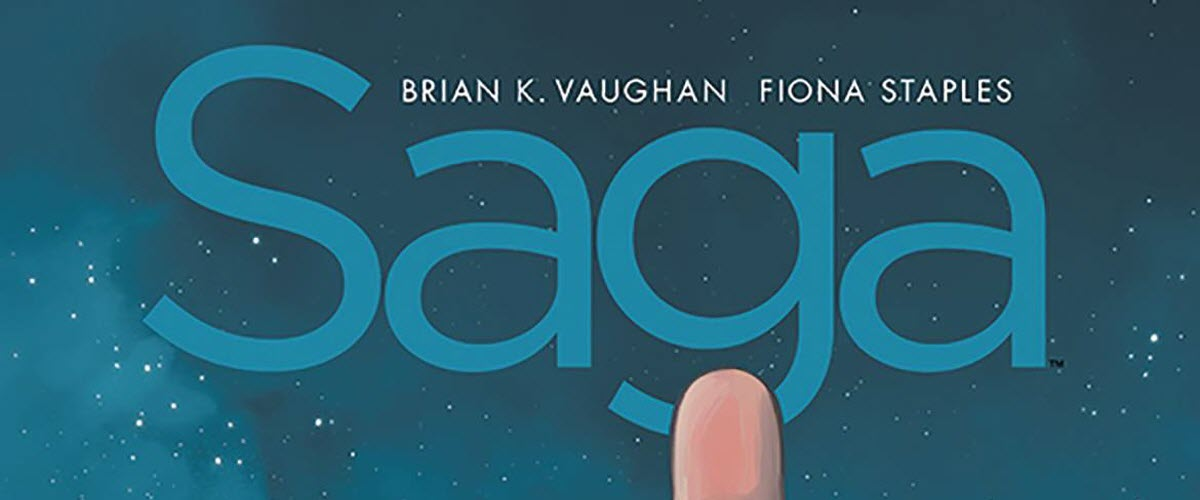 Image surprise-releases SAGA COMPENDIUM VOL. 1 a month early