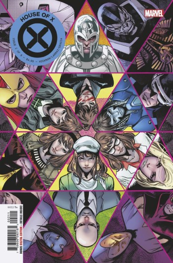 The Marvel Rundown: HOUSE OF X #2 changes everything - The Beat