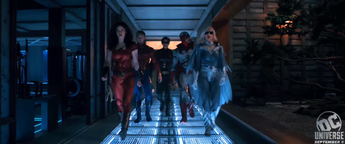 Donna Troy suits up in TITANS Season 2 trailer