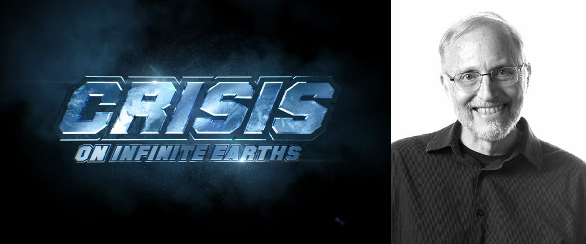 Marv Wolfman to co-write CRISIS ON INFINITE EARTHS episode of ARROW