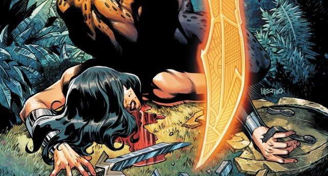 DC ROUND-UP: WONDER WOMAN #77 quotes Chvrches to fabulous results