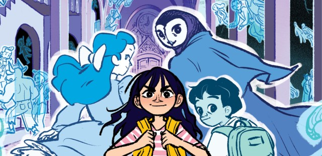 EXCLUSIVE PREVIEW: Effie gets the surprise of her life in ALL MY FRIENDS ARE GHOSTS