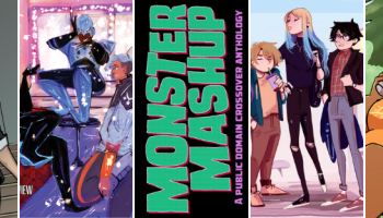 Crowdfunding 8/23 - Incident Report - Weekend Warriors - Monster Mashup - The Bay - Help Wanted