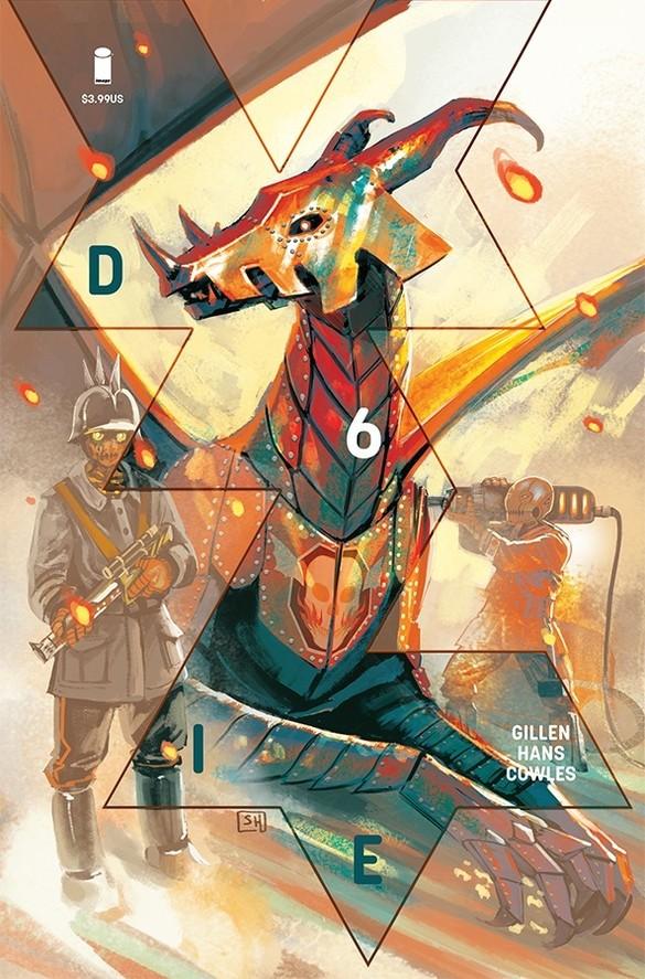 Die #6 Cover