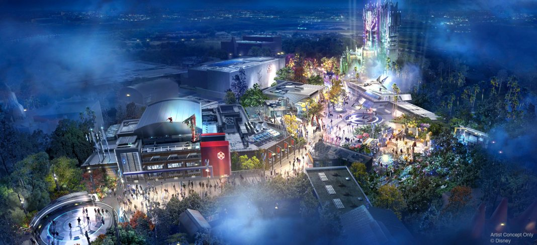 Disney reveals Avengers Campus for 2020 at Disneyland