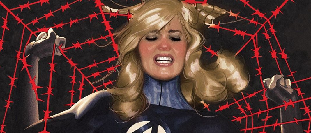 Invisible Woman #2 exclusive preview