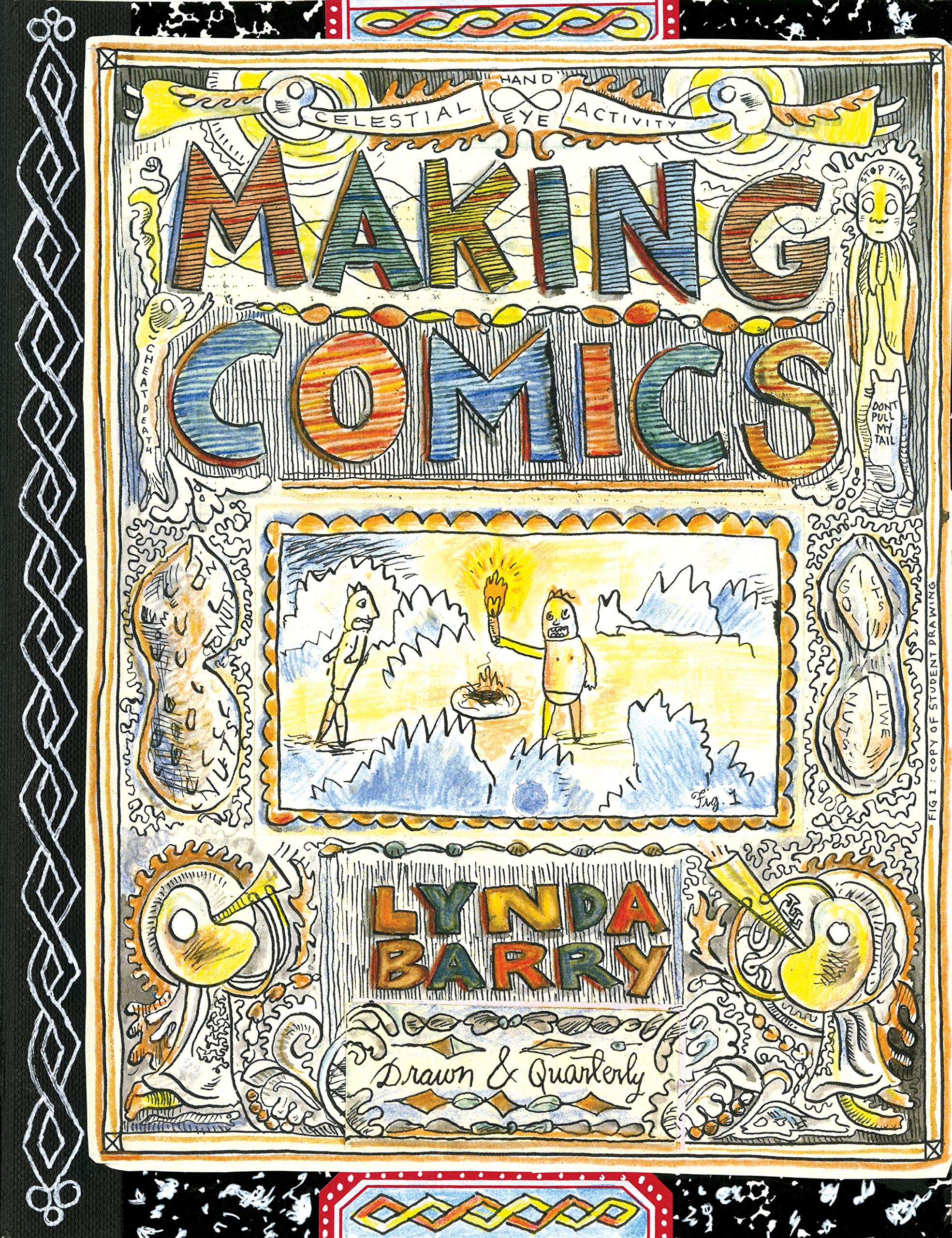 Graphic Novels for Fall 2019: Making Comics