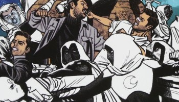 moon knight supporting cast Disney+