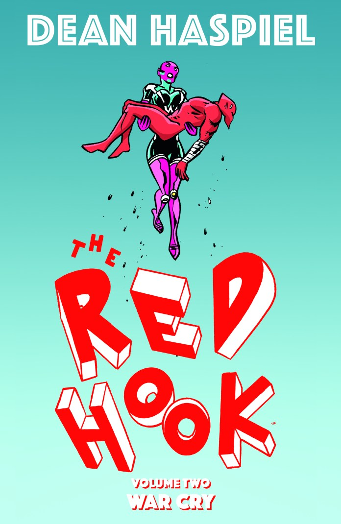 The Red Hook Vol. 2: War Cry cover