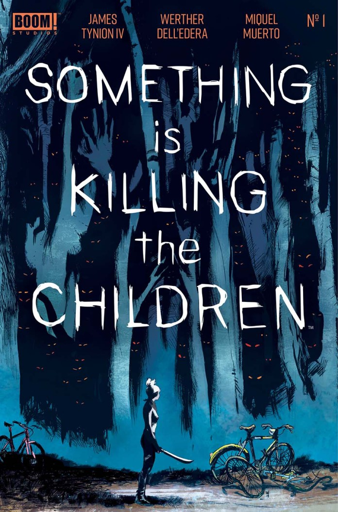 Something Is Killing the Children cover
