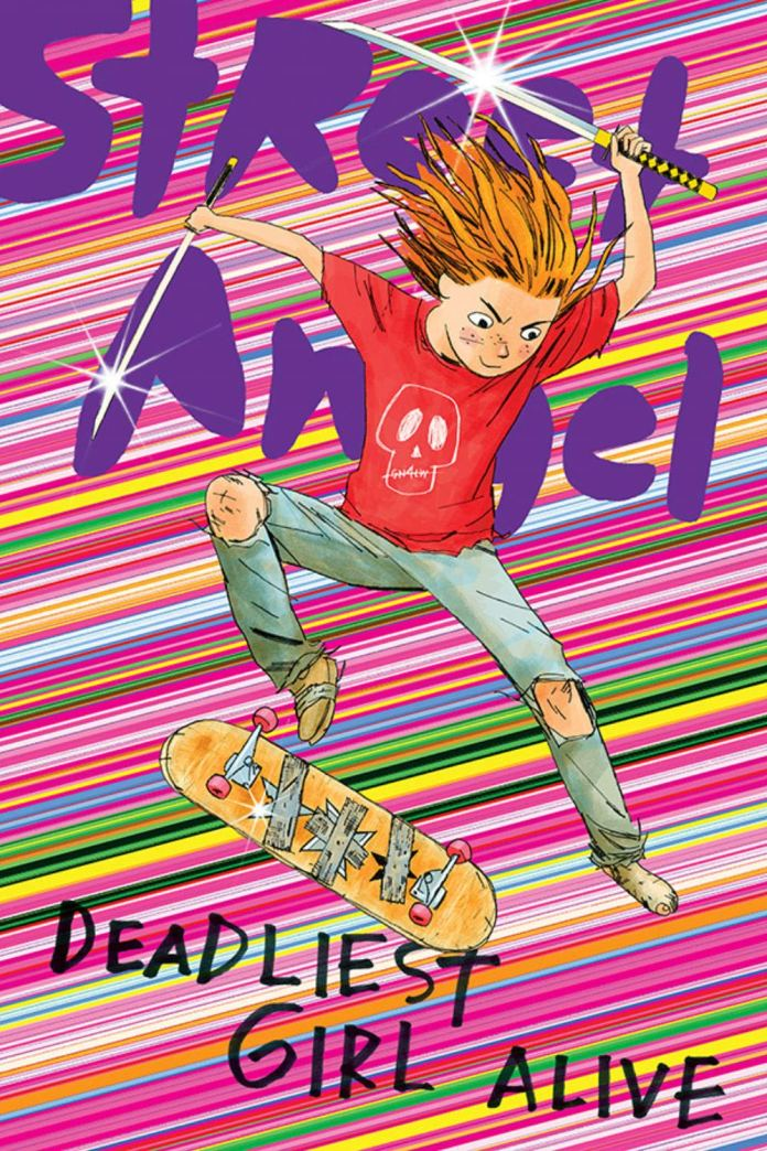 Graphic Novels for Fall 2019: Street Angel: Deadliest Girl Alive
