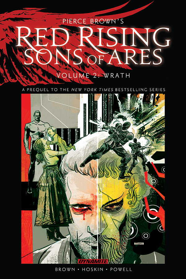 Pierce Brown's Red Rising Sons of Ares Volume 2