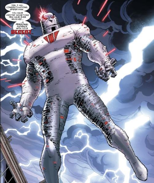 Marvel's Spider-Man cartoon