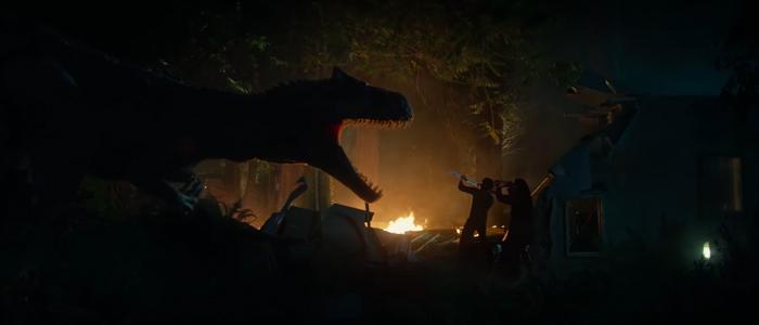 New Jurassic World short, Battle at Big Rock