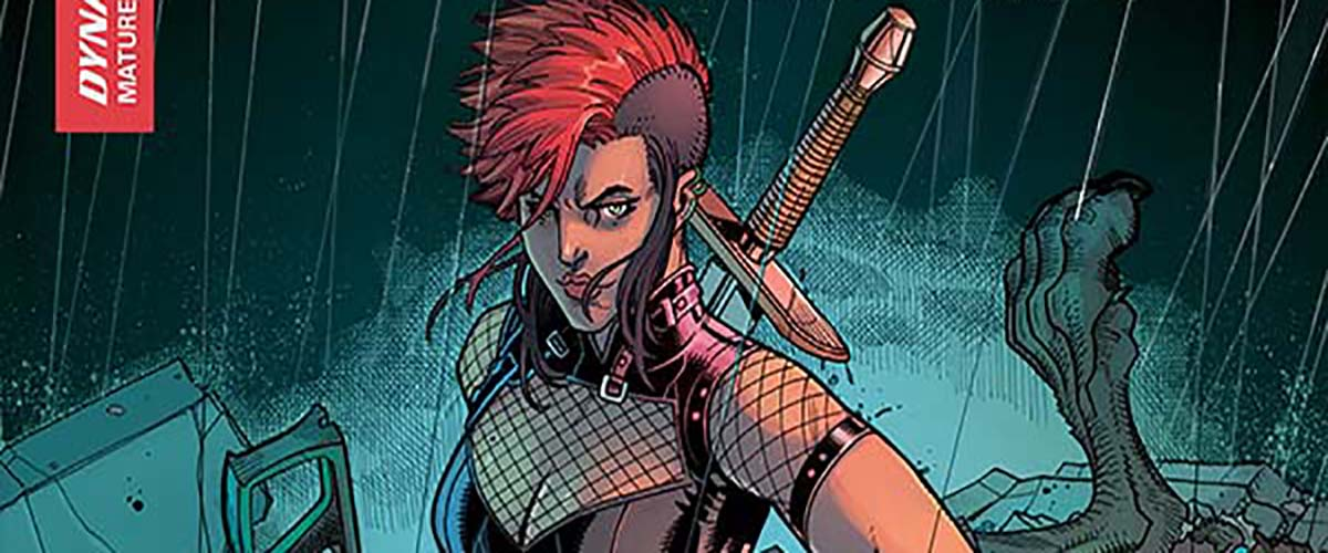 EXCLUSIVE PREVIEW: CHASTITY #1 brings the bad girl slayer back to the action