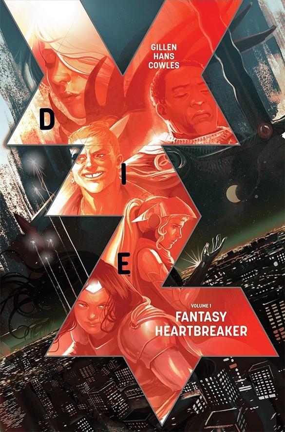 DIE Volume 1 Cover