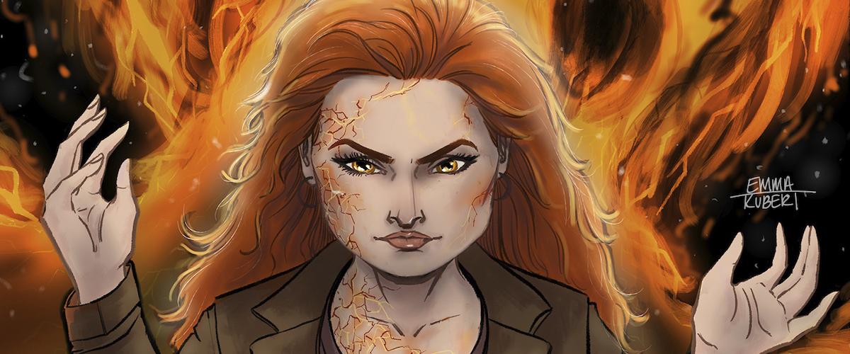 RCCC '19 Interview: Artist Emma Kubert explains why she loves the Dark Phoenix