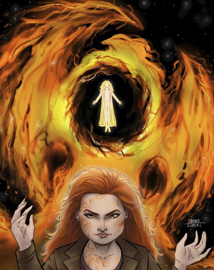 Emma Kubert - Dark Phoenix