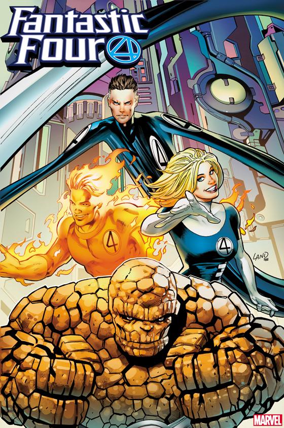 Fantastic Four #16 2099 variant