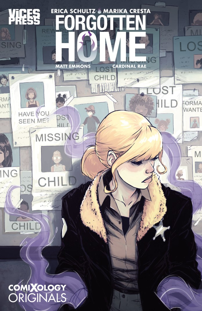 Forgotten Home cover