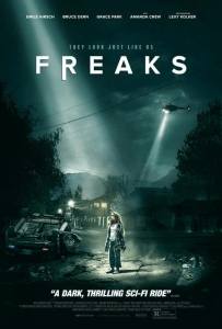 Freaks starring Grace Park