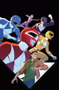 BOOM! Studios December 2019 solicits: Go Go Power Rangers #26