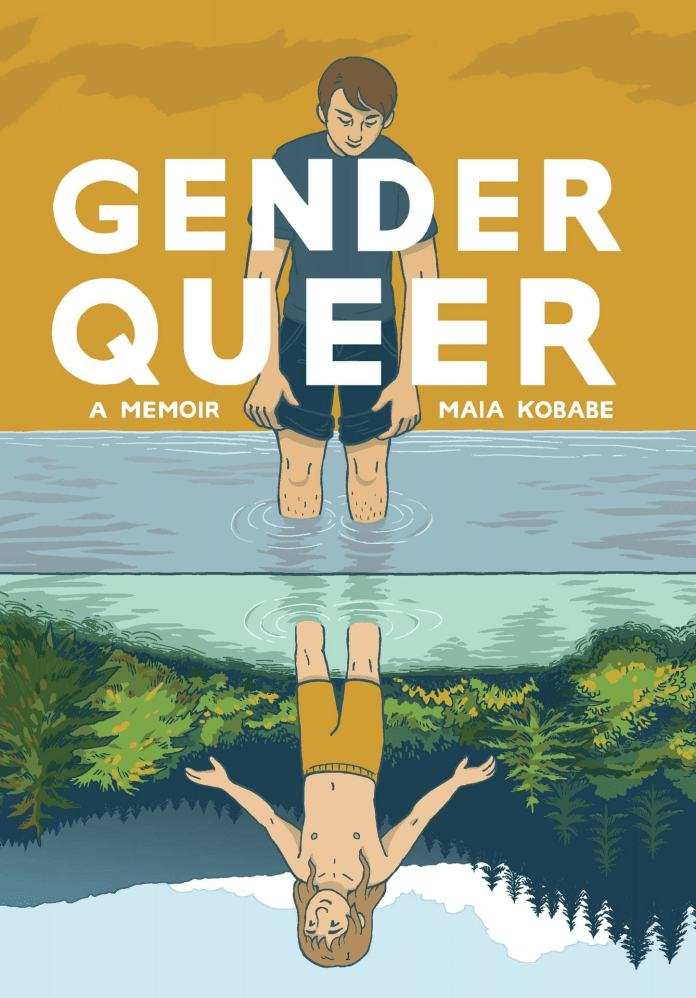 Gender Queer Cover