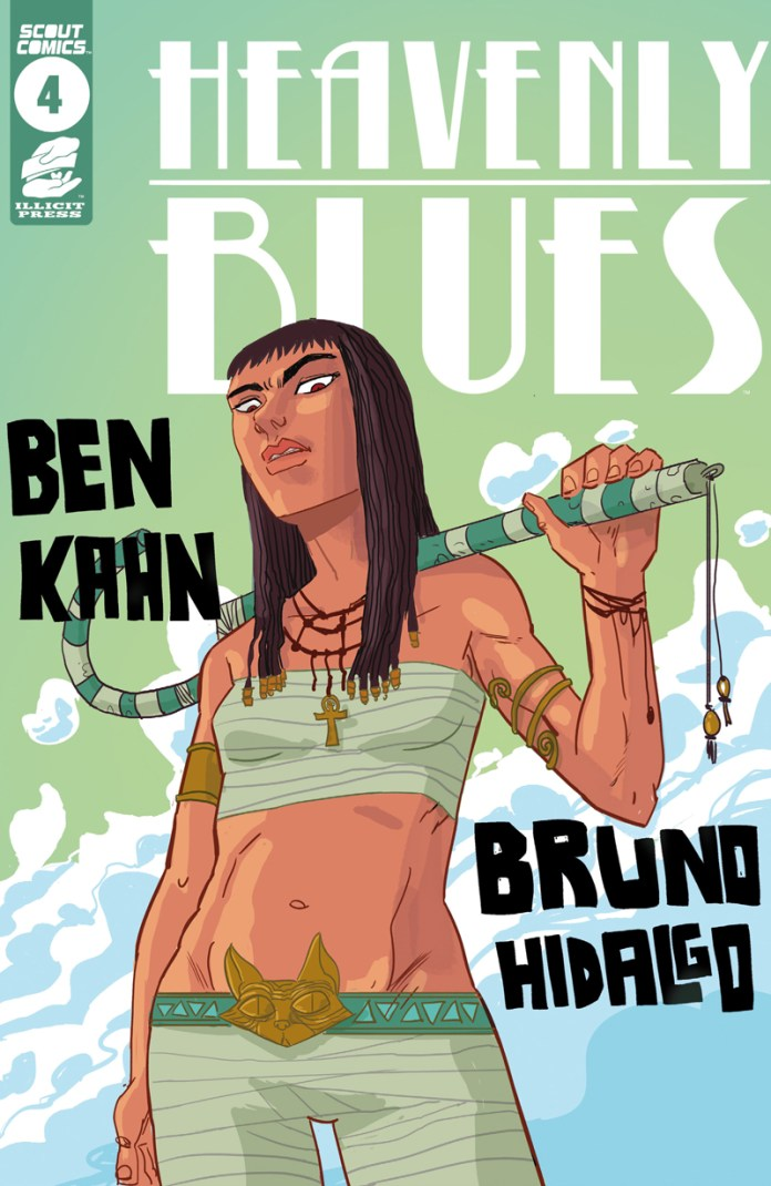 heavenly blues 4