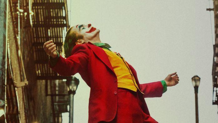 Joker wins top prize at Venice