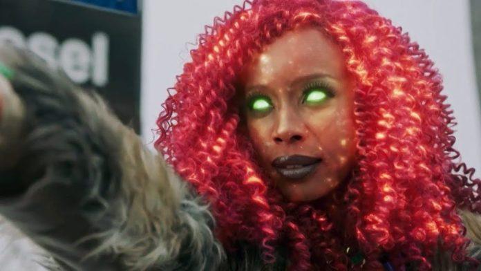 Starfire's journey ahead of Titans Season 2