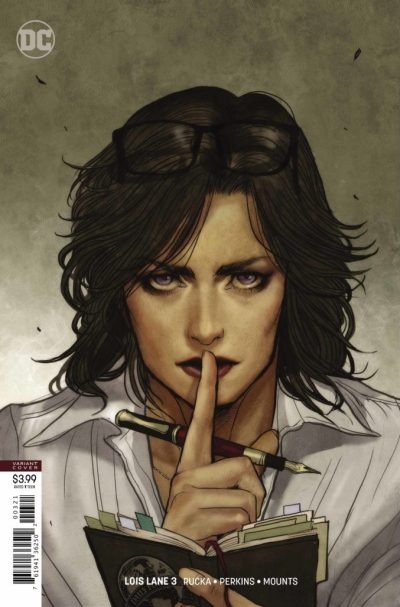 Lois Lane cover