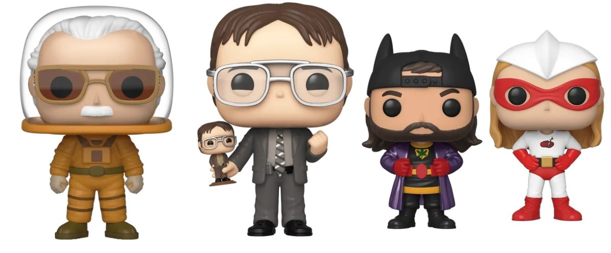 NYCC '19: Funko exclusives all in one place