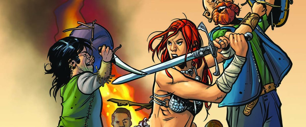 Red Sonja Humble Bundle