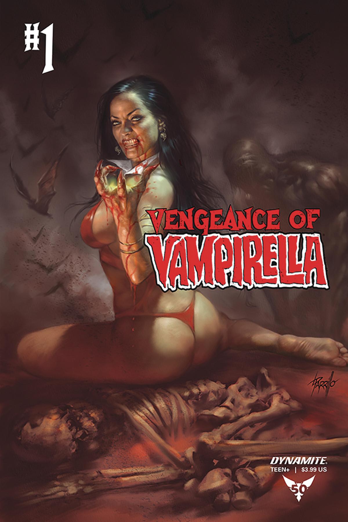 Vampirella Horror