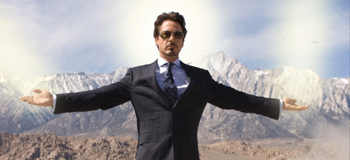 Robert Downey Jr. will be playing Tony Stark again after all… in BLACK WIDOW!