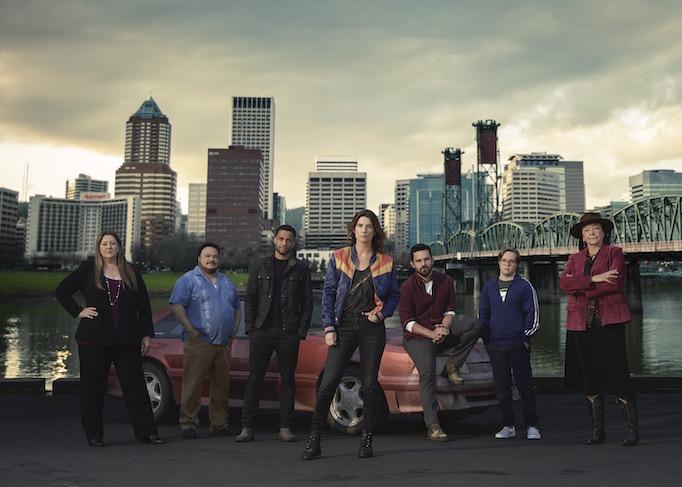 cobie smulders stumptown review cast