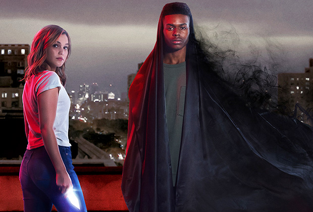 MARVEL'S SPIDER-MAN cartoon October episodes feature Cloak & Dagger and more