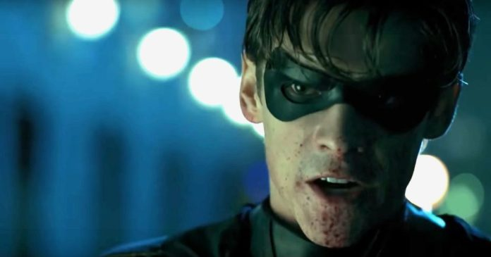 Dick Grayson in Titans