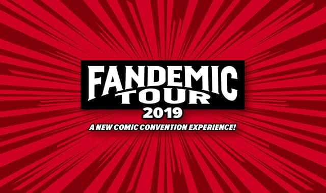 The Fandemic Tour returns to Houston this October with Sebastian Stan and more