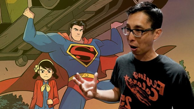 "Gene Luen Yang's SUPERMAN SMASHES THE KLAN is ""Unapologetically Asian American"""