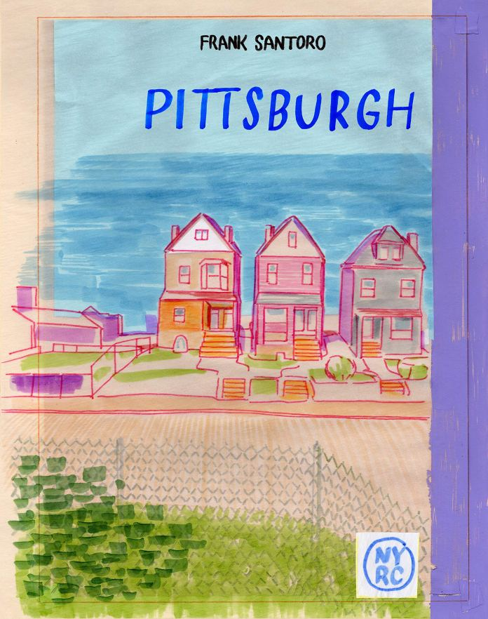 Graphic Novels for Fall 2019: Pittsburgh