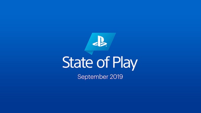 Playstation state of play september 2019