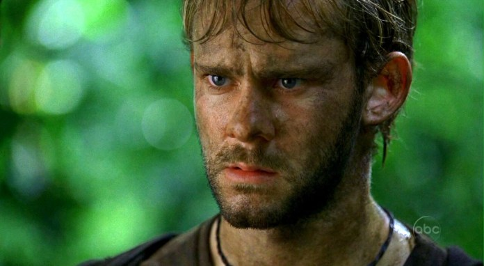 Charlie in LOST