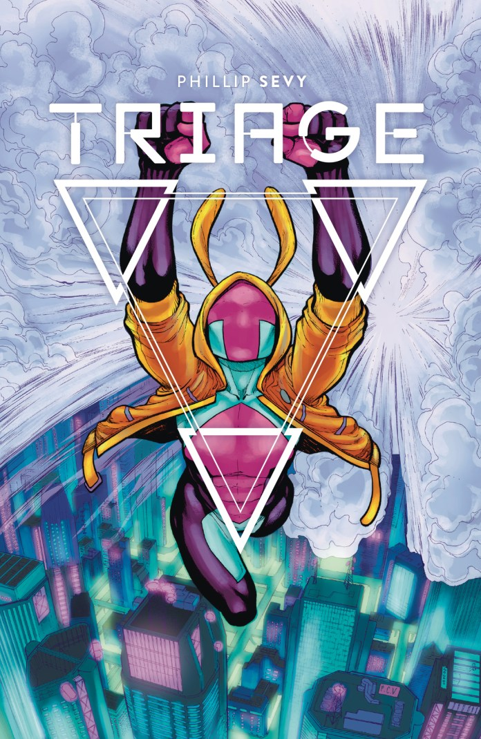 Triage #2 cover by Phillip Sevy