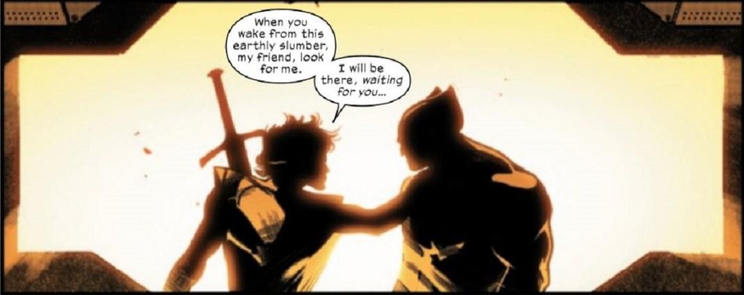 HiX-Men Wolverine Nightcrawler