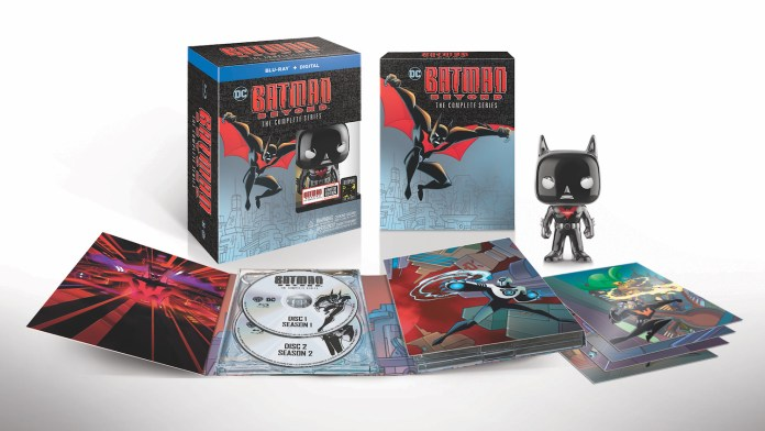 Will Friedle Batman Beyond blu ray