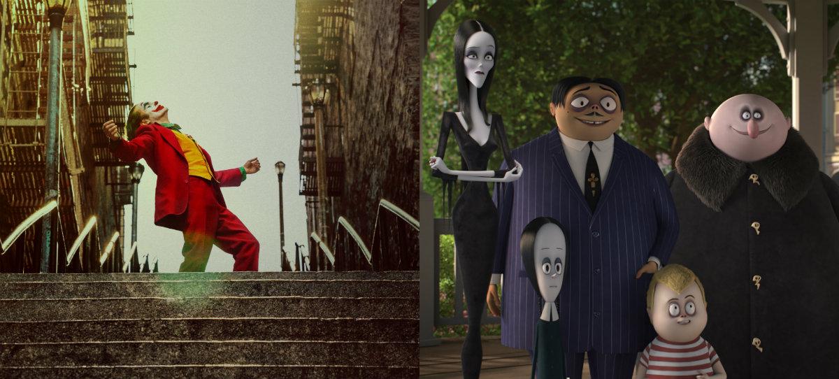 Joker Addams Family