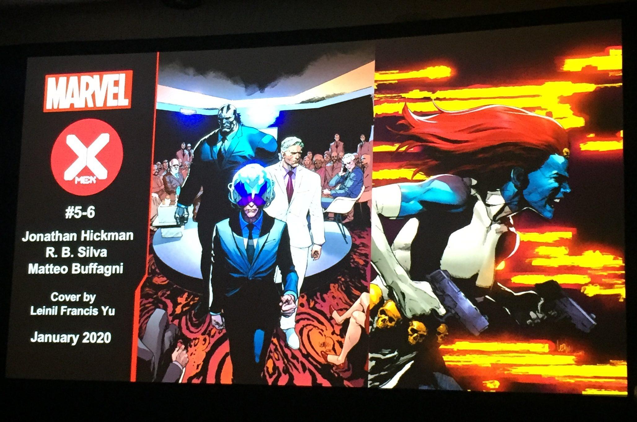 Dawn of X - X-Men