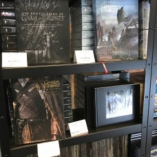 Game of Thrones coffee table books